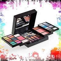 Компактный базовый подарочный набор декоративной косметики для профессионального макияжа визажиста
