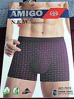 "Чоловічі Боксери масло Марка ""Amigo"" Арт.7978"