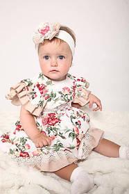 """Нарядное платье для девочки """"Камилла"""""""
