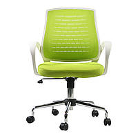 Кресло офисное BRESCIA green