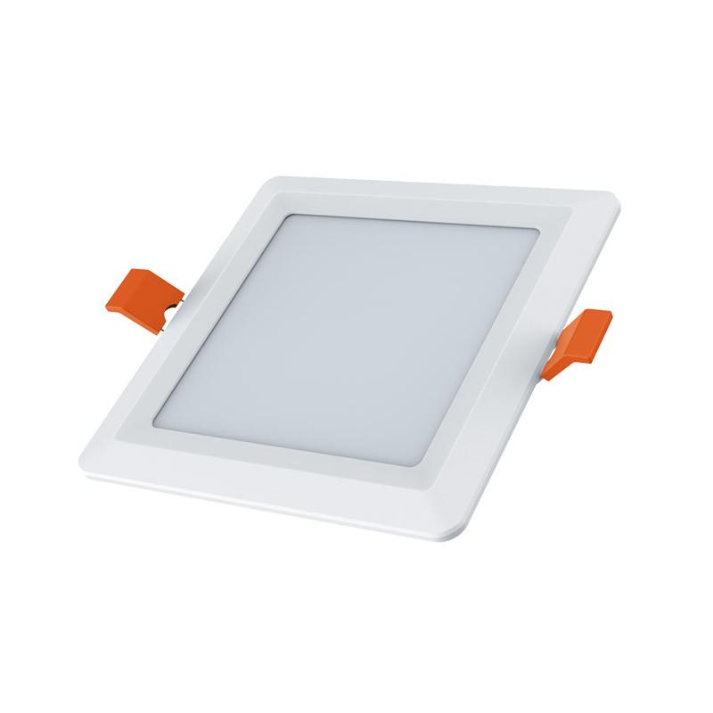Світлодіодний світильник LED QUADRO-М 9Вт 4000К 720 Lm 145х145мм Electrum