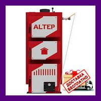 Твердотопливный котел длительного горенияАльтеп Классик 12 кВт (Altep CLASSIC)