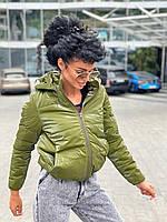 Осенняя женская куртка. Норма и Батал Новинка 2020