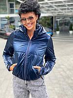 Осенняя  женская  куртка. Норма и Батал Новинка 2020, фото 1