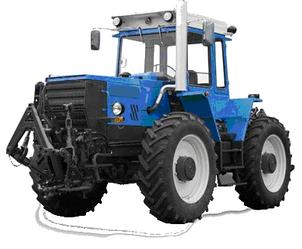 Трактори та навісне обладнання