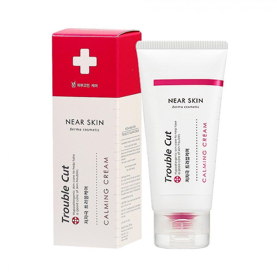 Успокаивающий крем для проблемной кожи Missha Near Skin Trouble Cut Calming Cream 50 мл
