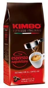 Кава в зернах Kimbo Espresso Napoletano 1 кг