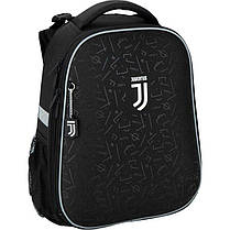 Рюкзак 531 набор школьный каркасный Kite FC Juventus JV20-531M пенал сумка, фото 3