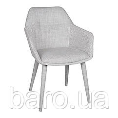 Кресло TORO (610*620*880 текстиль) серый, Nicolas
