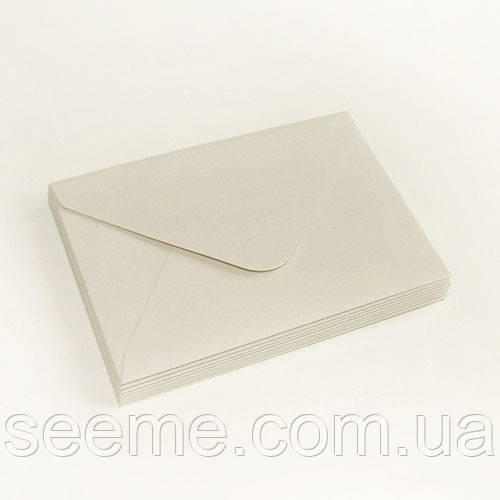 Конверт 184x140 мм, цвет теплый серый (warm gray)