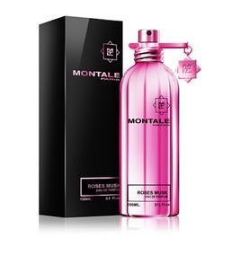 Парфюмированная вода Montale Roses Musk 100ml женский