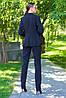 Женский деловой костюм с пиджаком и узкими брюками (Наоми jd), фото 6