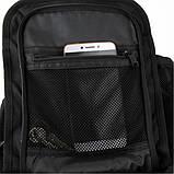 Рюкзак K20-917L-2, анатомічна ущільнена спинка, ручка-петля, 1 відділення, 1 передня кишеня, кишеня для взуття, фото 7