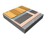 Тепла підлога інфрачервона плівка In-Therm Т-310 150 Вт/м. кв. ширина 1 м під ламінат, паркет Корея, фото 4