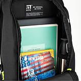 Рюкзак K20-917L-2, анатомічна ущільнена спинка, ручка-петля, 1 відділення, 1 передня кишеня, кишеня для взуття, фото 10