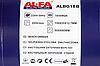 Точило дисково-ленточное Al-Fa ALBG18B +лента в подарок, фото 6