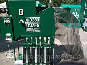 Сепаратор зерновий ІСМ-5 ➥ Відбір насіння на посів