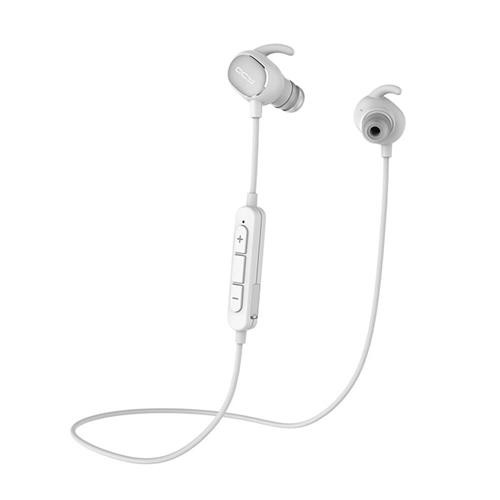 Bluetooth гарнитура наушники Protech QCY QY19 Wireless Sport Silver