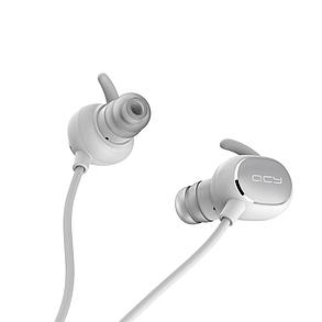 Bluetooth гарнитура наушники Protech QCY QY19 Wireless Sport Silver, фото 2