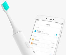 Электрическая зубная щетка Xiaomi Mi Smart Electric Toothbrush T500 White, фото 3