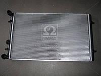 Радиатор охлаждения двигателя Volkswagen Golf 1.9 (1996 - 2006 р.в.) AVA COOLING AI2129