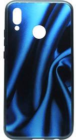 Накладка Huawei P20 Lite Blue Silk Incore