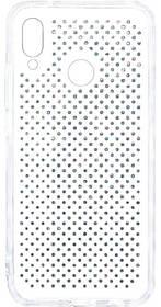 Силікон Huawei P20 Lite white Ultrasonic