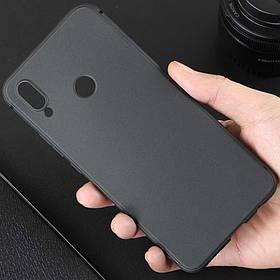 Силікон Huawei P20 Lite black Soft Touch