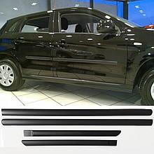 Молдинги на двері для Mitsubishi ASX 2010-2017