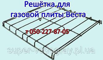 Решётка для газовой плиты Веста ( размер 46,5 x 46,5 см )