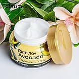 Крем для лица на основе экстракта авокадо FarmStay Avocado Premium Pore Cream, фото 2