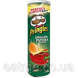 Pringles Паприка гриль