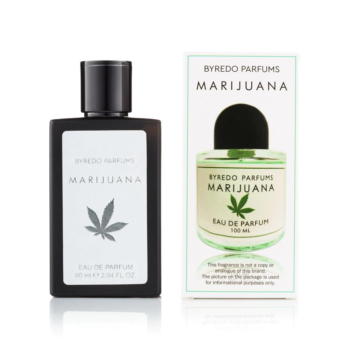 Мини парфюм тестер Byredo Marijuana 60мл (унисекс)