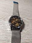 Мужские механические часы скелетон Skmei 9199, фото 2