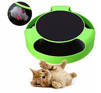 Интерактивная игрушка для кошек Поймай Мышку Catch The Mouse Catch-The-Mouse Motion Cat Toy