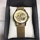 Мужские механические часы скелетон Skmei 9199, фото 6