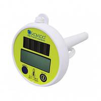Термометр плавающий цифровой Kokido (На солнечной батарее)