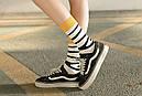 Круті шкарпетки з яскравим принтом носки со зверьками, фото 4