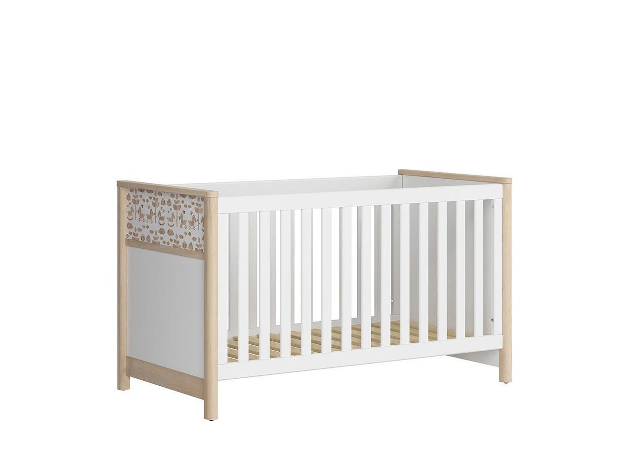 Кроватка детская TIMON LOZ/140X70 (BRW)