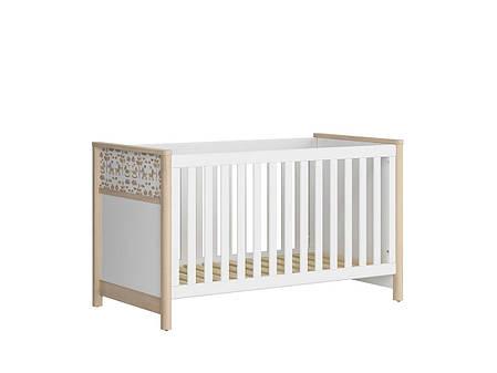 Кроватка детская TIMON LOZ/140X70 (BRW), фото 2