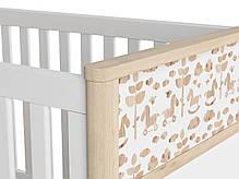 Кроватка детская TIMON LOZ/140X70 (BRW), фото 3