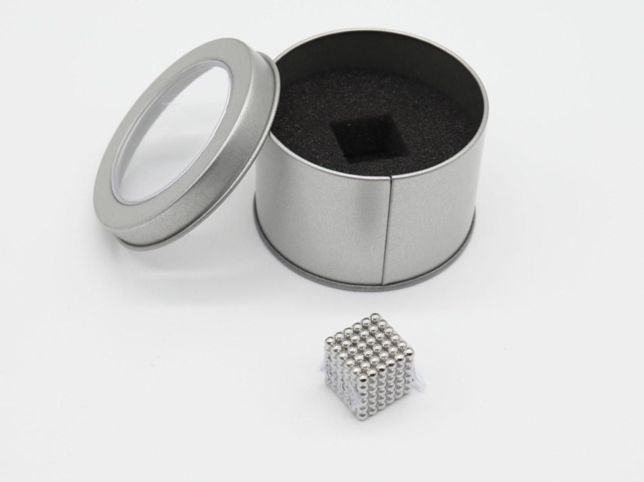 Неодимовые магниты. Неокуб. NeoCube. 216шт. 3мм.
