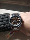 Мужские механические часы Skmei 9194 скелетон, фото 6
