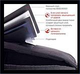 Рюкзак Bobby Протикрадій фіолетовий з USB портом, фото 7