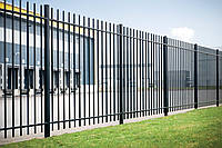 """Металлический сварной забор """"Дзен стандарт"""" из профильной трубы"""