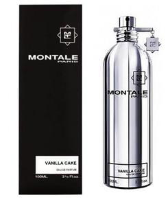Парфюмированная вода Montale Vanilla Cake 100 мл унисекс