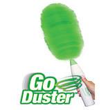 Вращающаяся электронная щетка от пыли Go Duster, фото 7