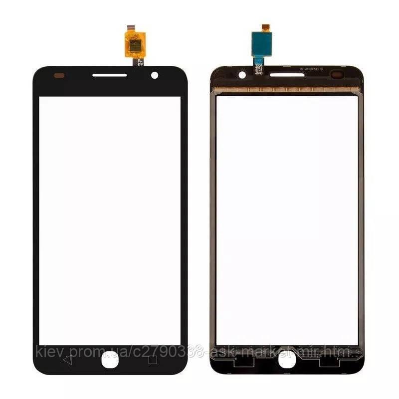 Сенсор для Alcatel One Touch 5054D Pixi 3 (5.5) Original Black