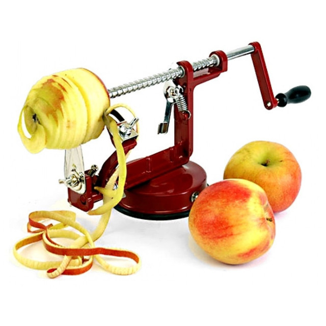 Апарат для подрібнення яблук Core Slice Peel