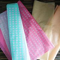 Печать на упаковочной бумаге тишью
